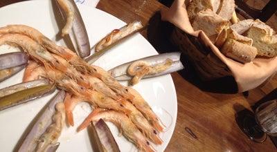 Photo of Seafood Restaurant Perlora at C. Magdalena, Madrid, Spain