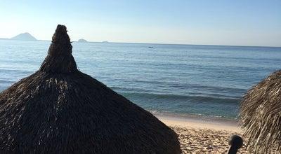 Photo of Beach Zona Dorada at Mazatlan, Mexico
