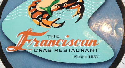 Photo of Seafood Restaurant Franciscan Crab Restaurant at Pier 43 1/2, San Francisco, CA 94133, United States