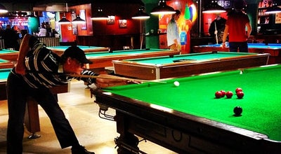 Photo of Pool Hall Corona Bar & Billiards at Eerikinkatu 11, Helsinki 00100, Finland