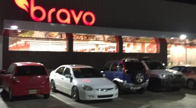 Photo of Supermarket Supermercados Bravo at Av. República De Colombia, Santo Domingo, Dominican Republic