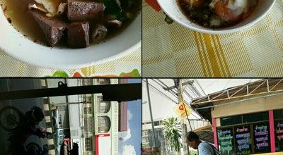 Photo of Chinese Restaurant ร้านเจ้นวล ท่าข้าม ต้มเลืดหมู at Thailand