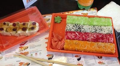 Photo of Sushi Restaurant Суши Шоп at Ул. Ленина, 9/11, Уфа 450077, Russia