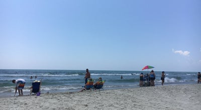 Photo of Beach Beach Side at North Myrtle Beach, SC, United States