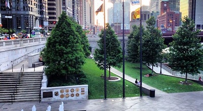 Photo of Plaza Vietnam Veterans Memorial at Chicago Riverwalk, Chicago, IL 60601, United States