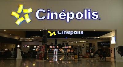 Photo of Movie Theater Cinépolis at Boulevard Cultura No. 55, Hermosillo, Son. 83270, Mexico