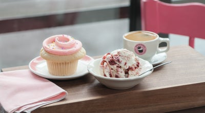 Photo of Cupcake Shop Cupcake Royale and Vérité Coffee at 1111 E Pike St, Seattle, WA 98122, United States