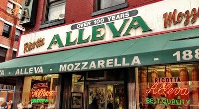 Photo of Deli / Bodega Alleva Dairy at 188 Grand St, New York, NY 10013, United States
