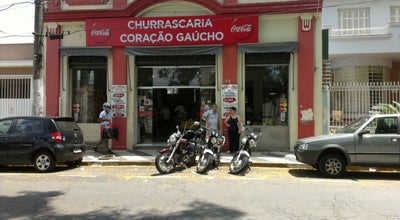 Photo of BBQ Joint Churrascaria Coração Gaúcho at Pç. Jacinto Domingues, 53, Bragança Paulista 12900-170, Brazil