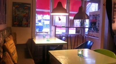 Photo of Cafe Røde Roses Kaffebar at Balders Plads 65, København N 2200, Denmark