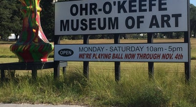 Photo of Art Museum Ohr-O'Keefe Museum of Art at 386 Beach Blvd, Biloxi, MS 39530, United States