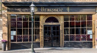 Photo of French Restaurant Brasserie Tenafly at 4 Washington Street, Tenafly, NJ 07670, United States
