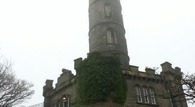 Photo of Monument / Landmark Nelson Monument at Calton Hill, City of Edinburgh EH7 5AA, United Kingdom