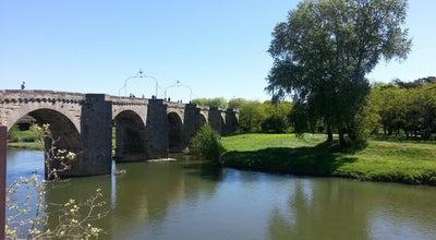 Photo of Bridge Pont Vieux at Carcassonne, France