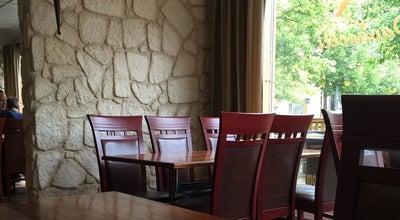 Photo of Italian Restaurant Pavarotti at Kronborgsgränd 14, Kista 164 46, Sweden