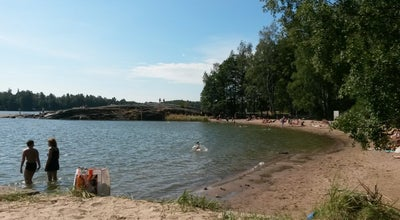 Photo of Beach Marjaniemen uimaranta at Kivalontie 2, Helsinki 00930, Finland