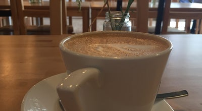 Photo of Coffee Shop PANNA (Artisan Cafe & Eatery) at Silk House Ct, 15 Tithebarn St, Liverpool L2 2LZ, United Kingdom