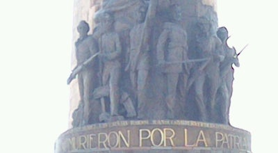 Photo of Monument / Landmark Glorieta Monumento a Los Niños Héroes at Av. Niños Héroes, Guadalajara, Mexico