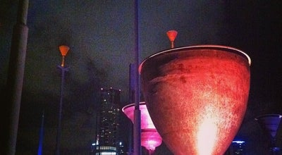 Photo of Art Gallery Federation Bells at Birrarung Marr, Melbourne, Vi 3000, Australia