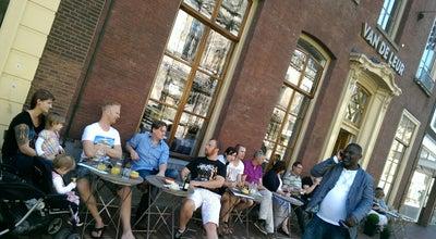 Photo of Cafe Van de Leur Leiden at Breestraat 117, Leiden 2311CL, Netherlands