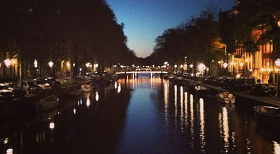 Photo of Road Herengracht at Herengracht, Amsterdam, Netherlands