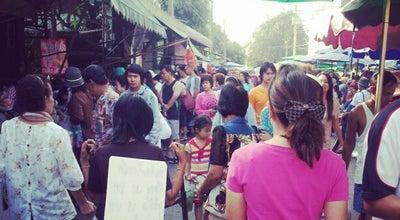 Photo of Farmers Market ตลาดประชานิเวศน์ 3 (Pracha Niwet 3 Market) at ถ.ประชานิเวศน์ 3, Mueang Nonthaburi 11000, Thailand