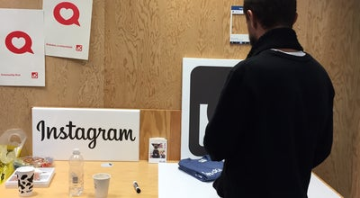 Photo of Office Instagram Europe HQ at 42 Earlham St, London WC2H 9LA, United Kingdom