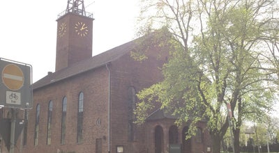 Photo of Church Markuskirche at Im Lohr 4, Mannheim 68199, Germany