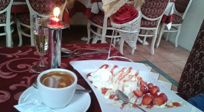 Photo of Italian Restaurant Ristorante Rossini at Neuwerkstr. 50, Erfurt 99084, Germany