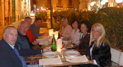 Photo of Italian Restaurant La Casa Di Ninetta at Via Niccolò Tommaseo 11, 12, Naples 80121, Italy