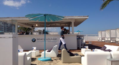 Photo of Beach Bar BMW Beach Lounge at Zeedijk Albertstrand 509, Knokke-Heist 8300, Belgium