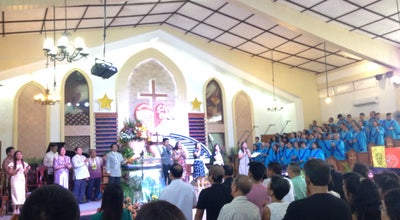 Photo of Church Bacolod Evangelical Church at San Juan, Bacolod City, Philippines