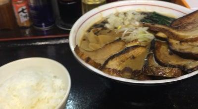 Photo of Ramen / Noodle House 武蔵乃麺 at 城北6-1-4, 小山市, Japan
