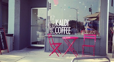 Photo of Cafe Kaldi Coffee at 3147 Glendale Blvd, Los Angeles, CA 90039, United States