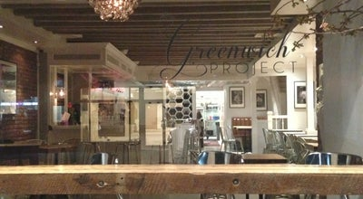 Photo of New American Restaurant The Greenwich Project at 47 W 8th St, New York, NY 10011, United States