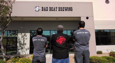 Photo of Brewery Bad Beat Brewing at 7380 Eastgate Rd, Henderson, NV 89011, United States