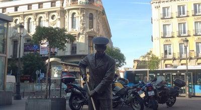 Photo of Plaza Plaza de Jacinto Benavente at Pza. De Jacinto Benavente, Madrid 28012, Spain
