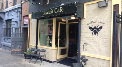 Photo of American Restaurant Beehive Oven Biscuit Cafe at 182 S 2nd St, Brooklyn, NY 11211, United States