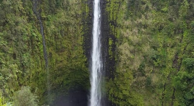 Photo of Lake Akaka Falls at HI, United States