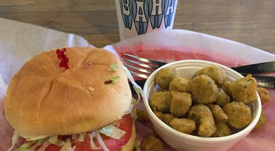 Photo of Burger Joint Baha Burger at Hoover, AL, United States