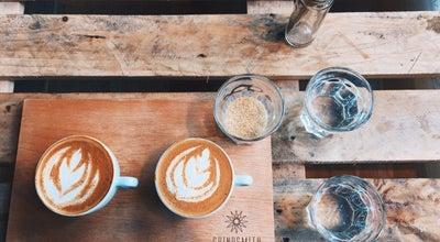 Photo of Coffee Shop Grindsmith Espresso & Brewbar at 233 Deansgate, Manchester M3 4EN, United Kingdom