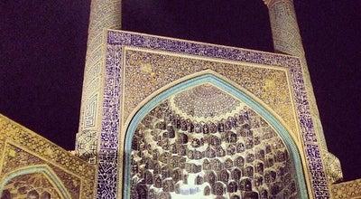 Photo of Historic Site Imam Mosque | مسجد امام at Naghsh-e Jahan Sq., Isfahan, Iran