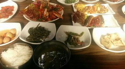 Photo of Korean Restaurant 길상식당 at 승주읍 승암교길 8, 순천시, South Korea