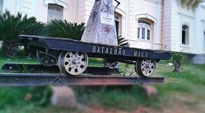 Photo of Historic Site Palácio dos Ferroviários at Pç. Gaioso Neves, 129, Araguari 38440-001, Brazil