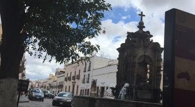 Photo of Historic Site Fuente De Los Conquistadores at Mexico