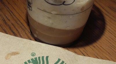 Photo of Breakfast Spot Starbucks Coffee Ángel at Av. Paseo De La Reforma 325, México 06500, Mexico