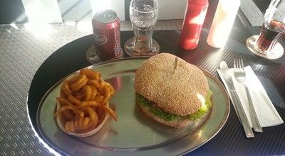 Photo of American Restaurant Burgerbus Haus Refus at Weetfelderstrasse 123 59077, Germany