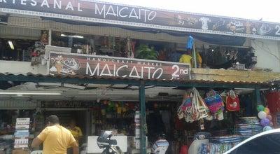 Photo of Arts and Crafts Store Mercado Artesanal Maicaito at Cra 2 #25 -37, Cartagena, Colombia