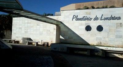Photo of Planetarium Planetário de Londrina at R. Benjamin Constant, 800, Londrina, Brazil
