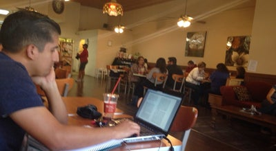 Photo of Cafe Friends Cafe at 425 S Myrtle Ave, Monrovia, CA 91016, United States